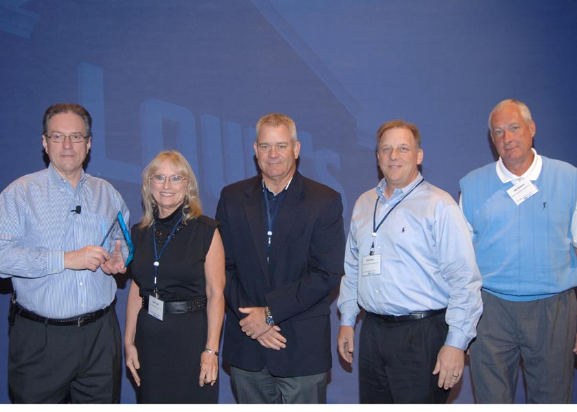 EPES receives Prestigious Award from Lowe's